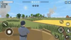 Raidfield 2: Game mobile thu nhỏ của Battlefield đã chính thức Alpha Test