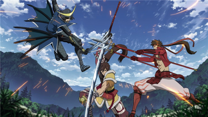 Top 10 Anime võ thuật hay nhất