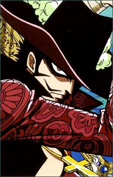 Mihawk Dracule (One Piece)