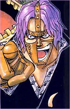 Spandam (One Piece)