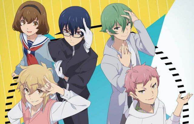 Anime Chuubyou Gekihatsu Boy thông báo dàn nhân sự