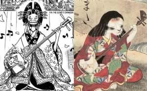 """One Piece: Komurasaki vẫn còn sống, tất cả chỉ là một cú lừa của """"kỹ nữ"""" này mà thôi?"""