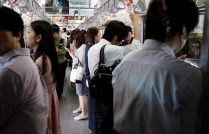 Sự thờ ơ lạ kỳ trước nạn quấy rối tình dục ở Nhật Bản