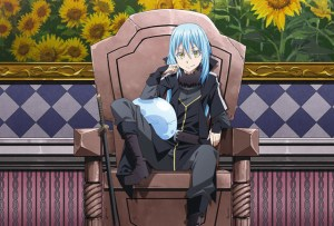 That Time I Got Reincarnated As A Slime Season 2 sẽ ra mắt vào 2020