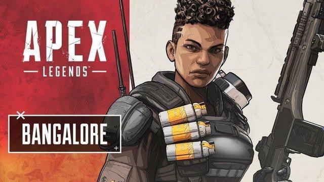 Tìm hiểu về Bangalore - Chiến binh hạng nặng, siêu dũng mãnh trong Apex Legends