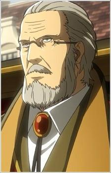 Darius Zackly (Shingeki no Kyojin)