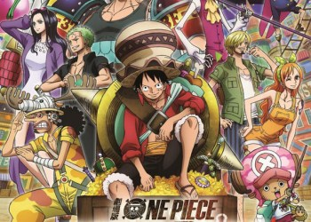 Movie One Piece Stampede tung trailer mới toanh