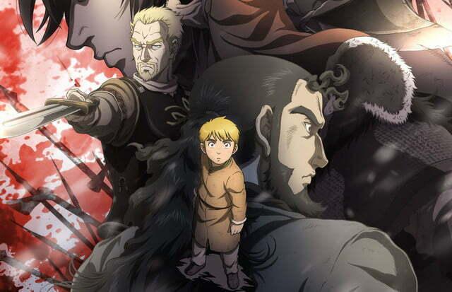 Anime Vinland Saga hé lộ ca khúc kết thúc