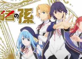 6 Anime tương tự Kenja no Mago