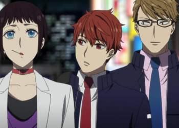 6 Anime tương tự Mayonaka no Occult Koumuin