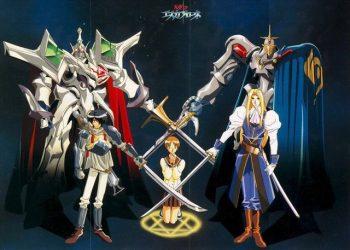 6 Anime tương tự Tenkuu no Escaflowne