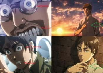 Attack on Titan: Tại sao Cú lại biết về Mikasa và Armin dù khi đó 2 nhân vật này còn chưa sinh ra
