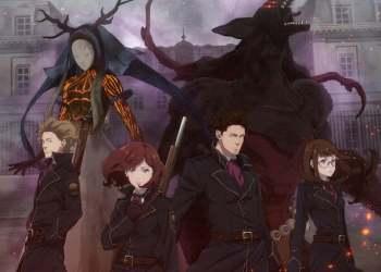6 Anime tương tự Fairy Gone