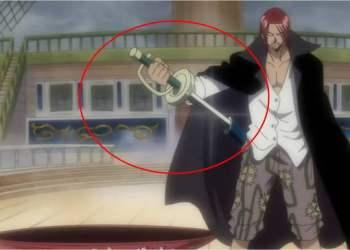 One Piece: Ý nghĩa thật sự đằng sau tên kiếm của Shanks