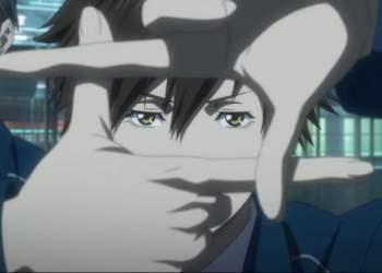 Anime Psycho-Pass 3 tung PV thứ 2 ấn định ngày lên sóng