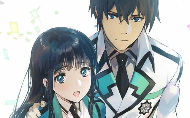 Light Novel Mahouka Koukou no Rettousei cán mốc 10 triệu bản