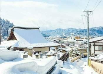Lý do du khách Việt nên du lịch Nhật Bản mùa đông