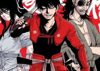Top 10 Anime viễn tưởng kinh dị không giành cho người yếu tim