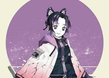 18 bức tranh vẽ nhân vật Kimetsu no Yaiba tuyệt đẹp