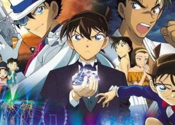 Detective Conan: The Scarlet Bullet – Hé lộ sự xuất hiện của gia đình liên quan đến tổ chức Áo Đen