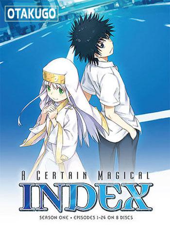 Toaru Majutsu no Index (A Certain Magical Index)