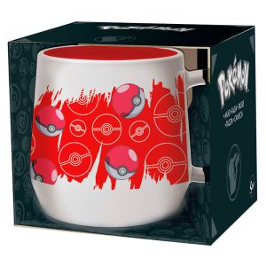 Pokémon Pokéball Distortion mug