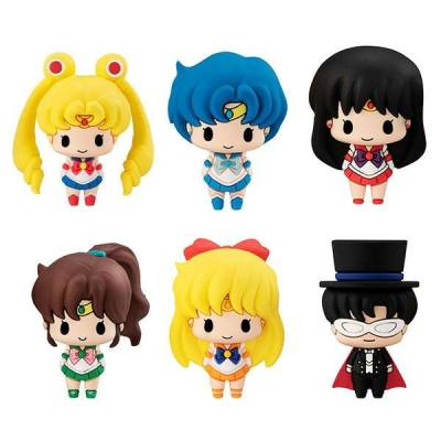 Sailor Moon Chokorin Mascot Series