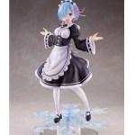 Re Zero PVC Statue AMP Rem Winter Maid Image Ver. 23 cm