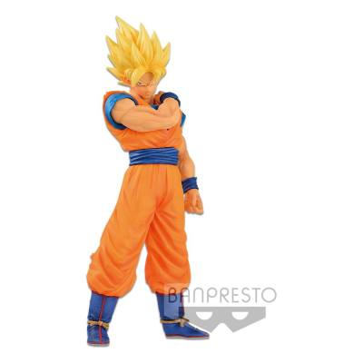 Resolution of Soldiers Super Saiyan Goku Figure