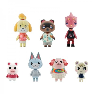 Animal Crossing New Horizons Flocked Doll