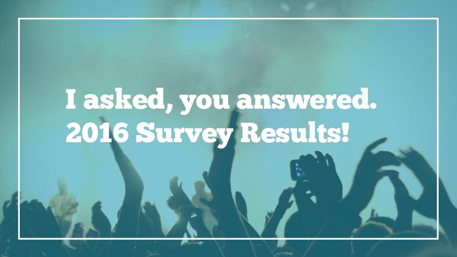 2016-survey-results