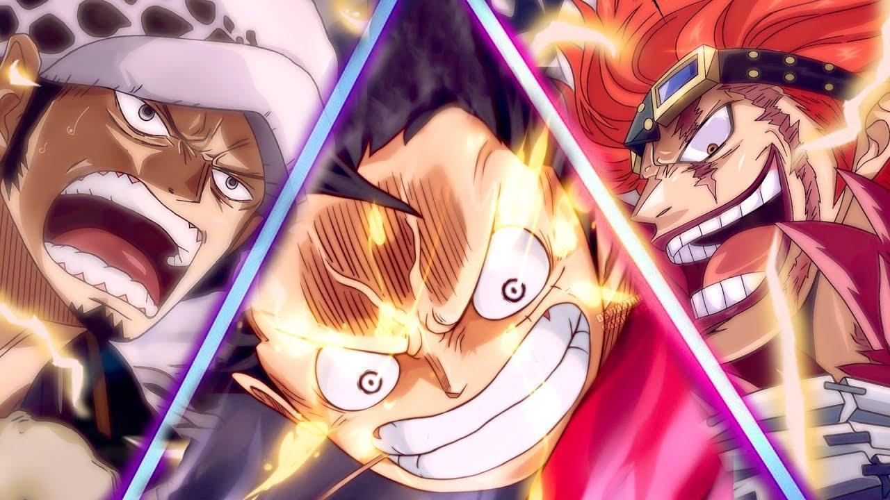Pertarungan robin vs black maria pun memasuki babak akhir, sementara brook memilih untuk melawan. Read One Piece Chapter 1000 Spoilers Part 2 Worst Generation Vs Kaido And Big Mom Otakukart