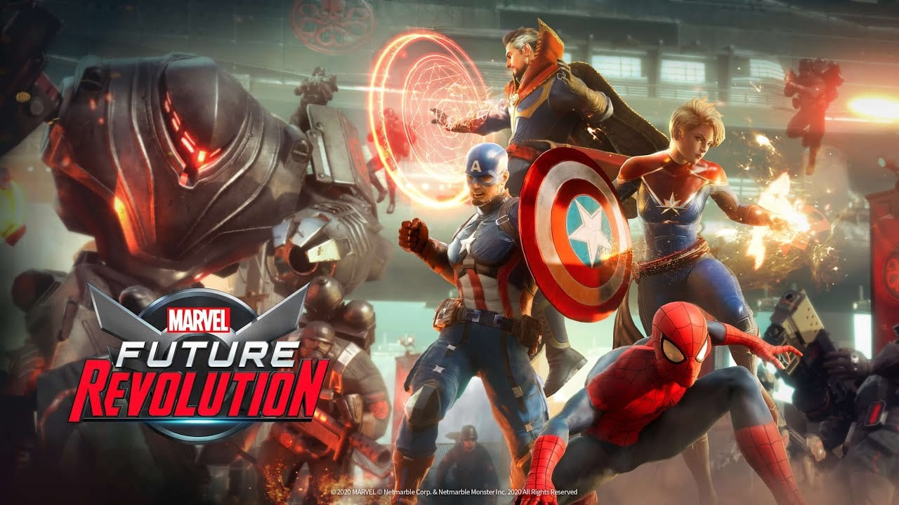 Marvel Future Revolution: Release Date, Characters and Plot Updates