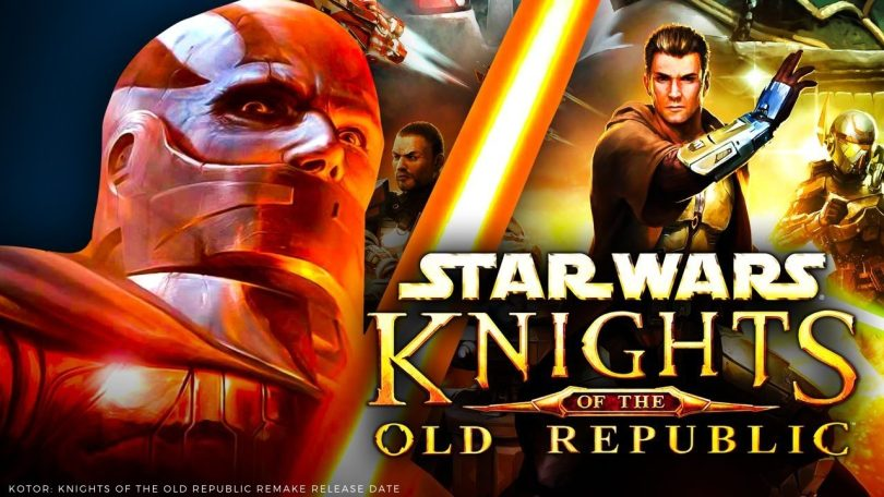 KotOR Knights Of The Old Republic Remake