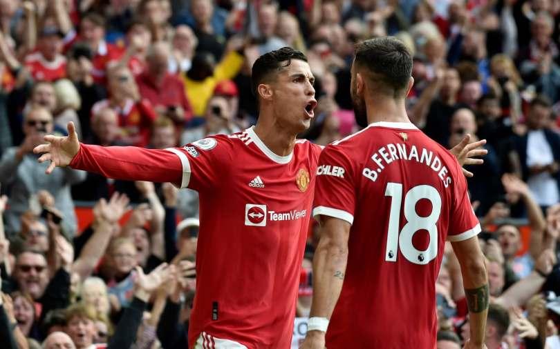 Cristiano Ronaldo & Bruno Fernandes