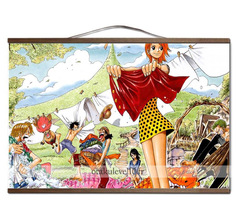 Poster canevas One Piece