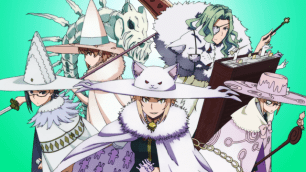 WCW, Witch Craft Works, Tower Witches