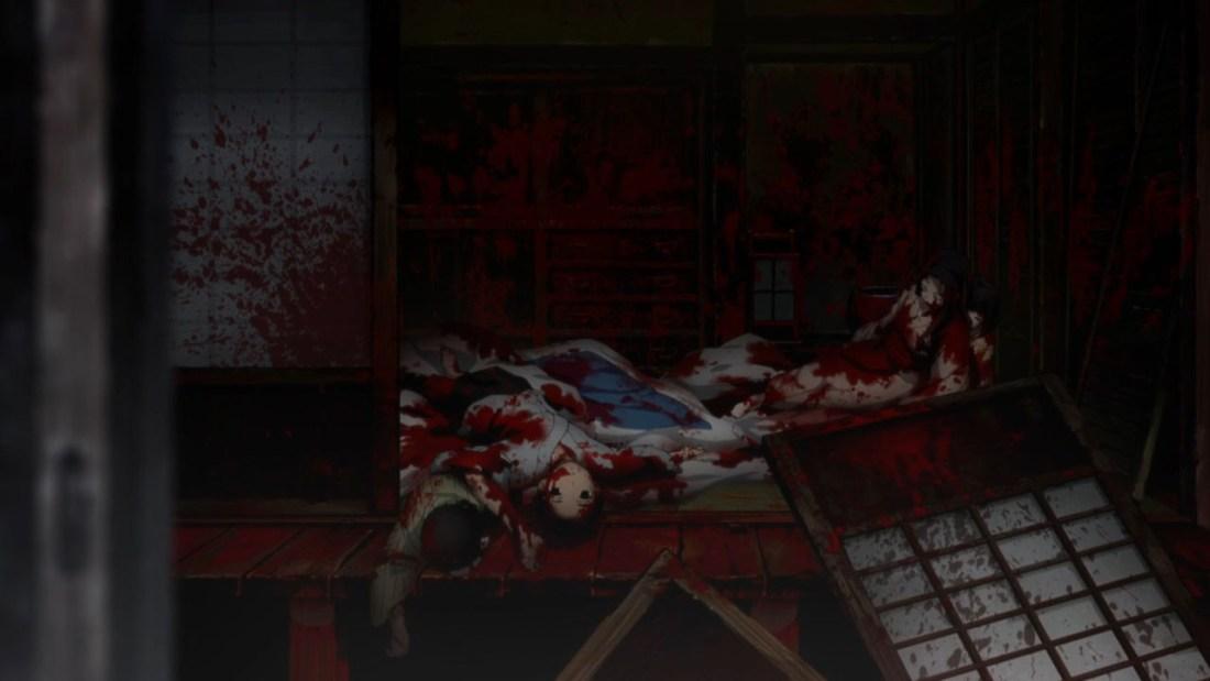 Tanjiro's family dead