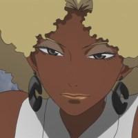Top 5 Anime Afros
