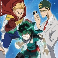 Boku no Hero Academia 4th Season OP1 Single - POLARIS