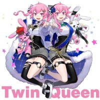 Kotodama Shoujo Project: RabbyTwins - Twin Queen (Single)
