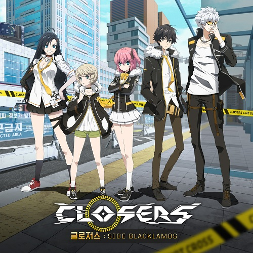 Closers: Side Blacklambs OP&ED - Close the World / Closer To Your Side