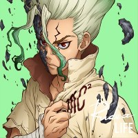 Dr. STONE ED Single - LIFE