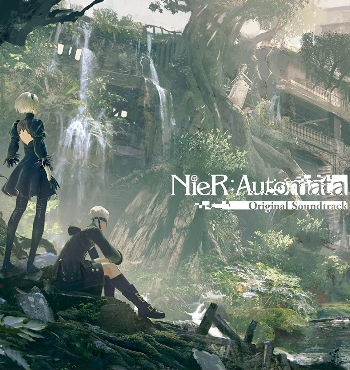 NieR Automata Original Soundtrack [4CDs]