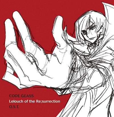 Code Geass: Fukkatsu no Lelouch Original Soundtrack - Otaku Ost