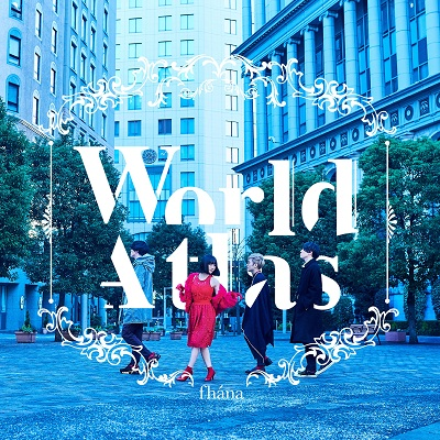 fhána  - World Atlas (3rd Album)
