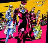 JoJo no Kimyou na Bouken: Diamond wa Kudakenai ED – I Want You