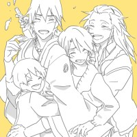 Uchouten Kazoku (The Eccentric Family)