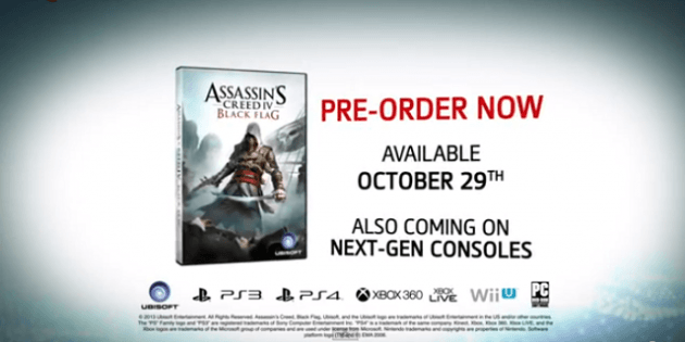 Assassins Creed IV Black Flag Trailer  and Screenshots Leaked pic 5