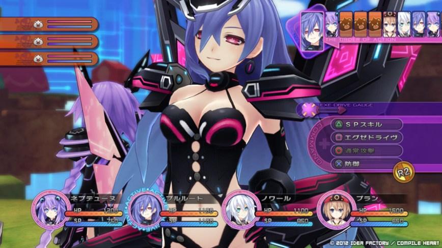 Hyperdimension Idol Neptunia PP Coming To The Vita pic 0